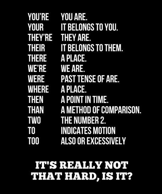 Grammar Is Not Hard