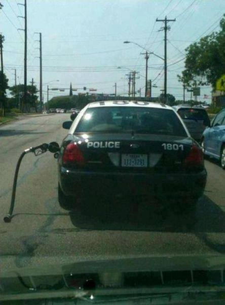Stupid Police Officers