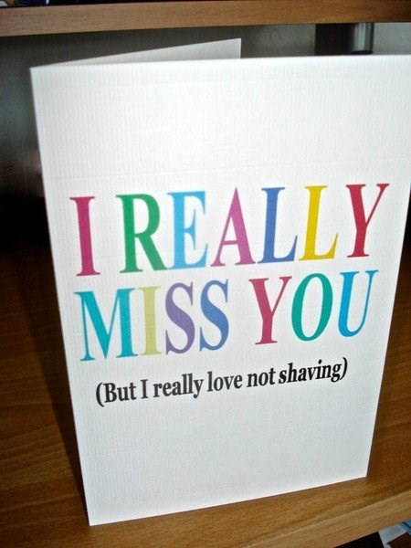 Birthday Card For Long Distance Relationships YA MA DONKEY