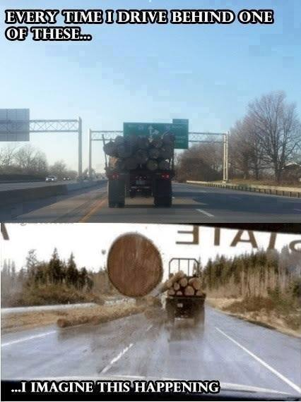 Every Time I Drive I Fear This