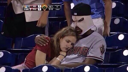When You Want Privacy Wear A Mask