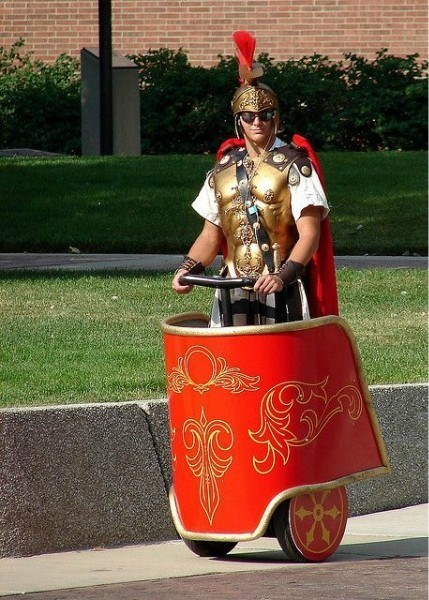 Modern Roman Chariot